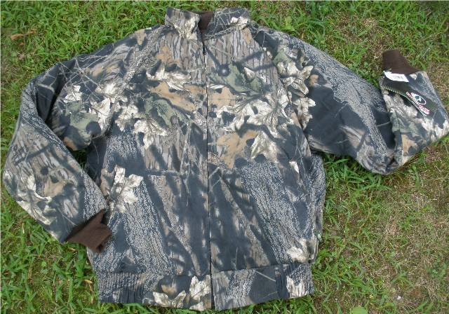 Mossy Oak Insulated Jacket - XL