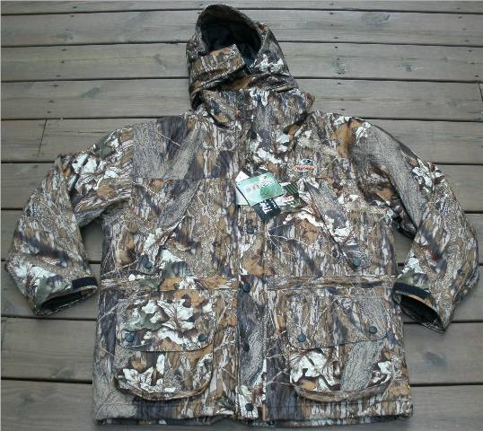 Mossy Oak QT Guide Parka Break-UP camo XL