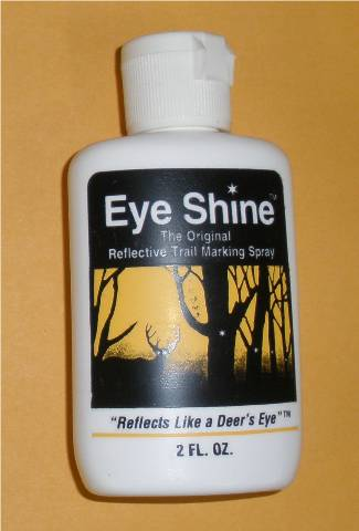 Eye Shine Reflective Trail Marking Spray