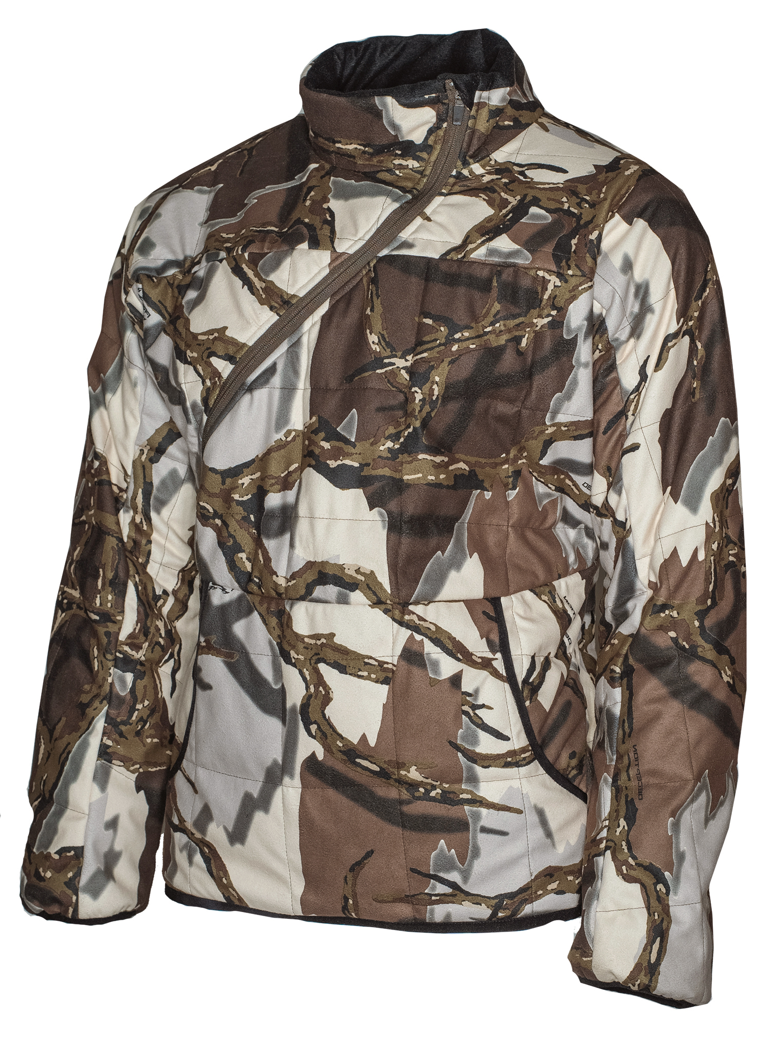Predator Ambush Insulated Jacket Fall Grey