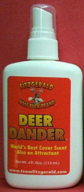 Fitzgerald Deer Dander 4oz Spray