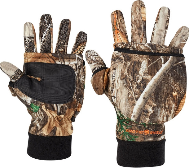 Arctic Shield Tech Finger System Glove Xtra RT Edge