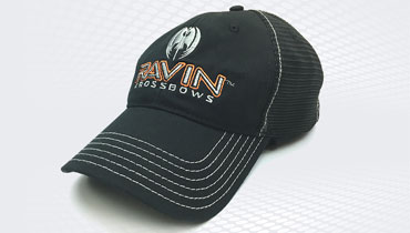 Ravin Hat Black - Click Image to Close