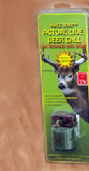 Actual Live Deer Chasing Buck Grunt Call