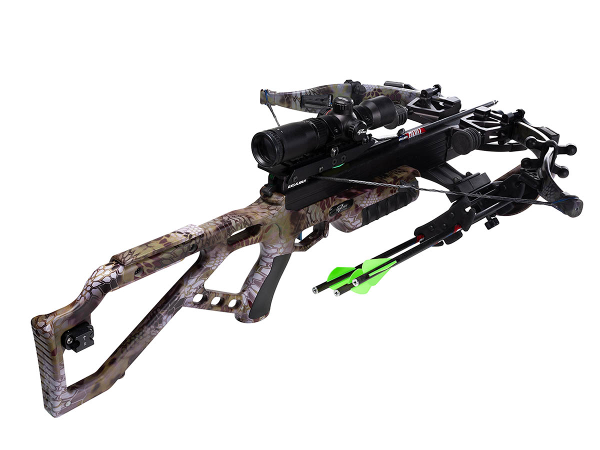 Excalibur Micro Crossbow 360 TD w/ Tact 100 Pkg