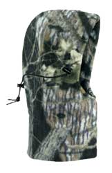 Nordic Gear Fleece Cinched Balaclava - Camo
