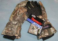 Nordic Gear Heated Lectra Gloves - Adv. Camo MED. Only