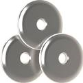 B-Stinger Sport Hunter Freestyle Weights 1oz 3pk Stainless