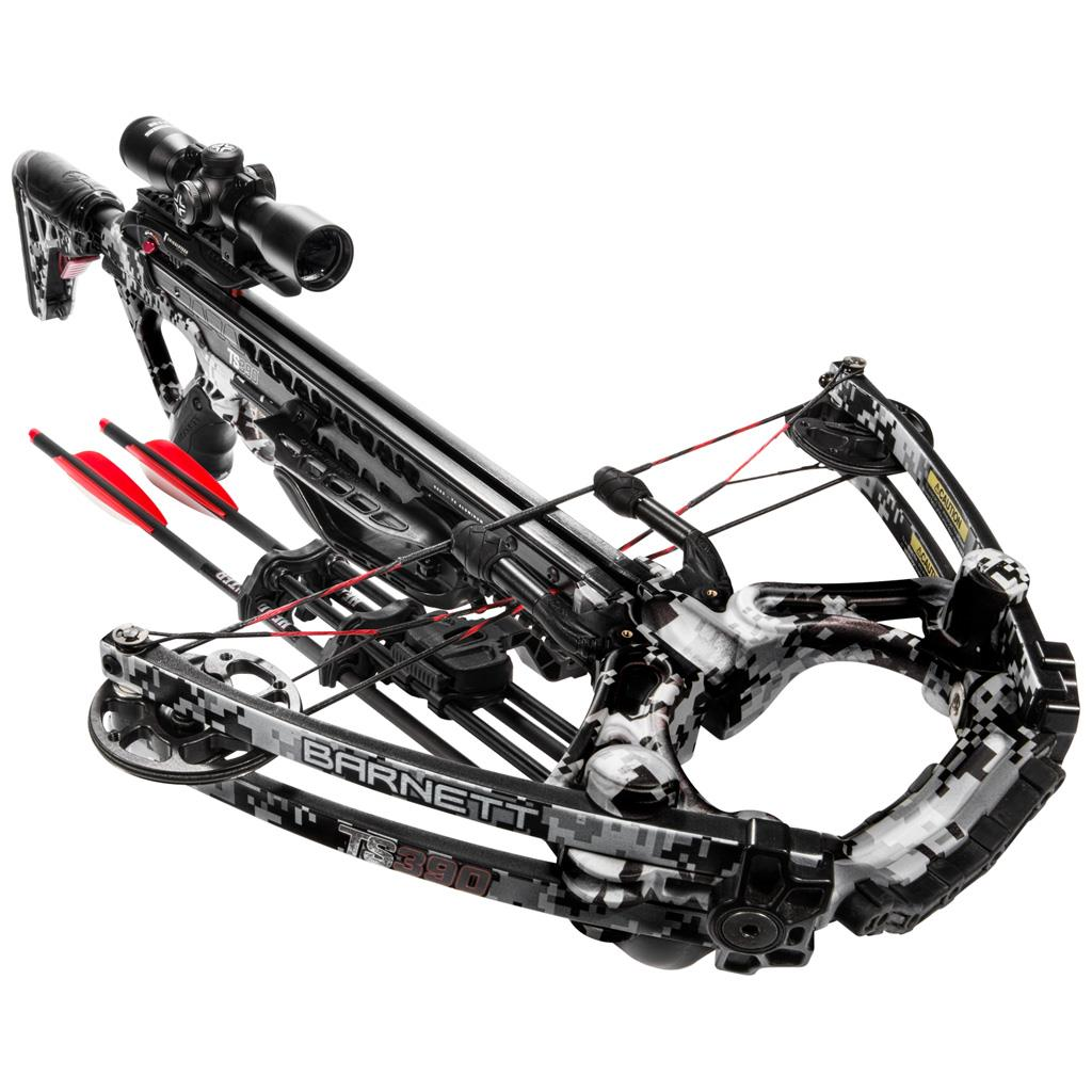 Barnett TS390 390 FPS Crossbow package