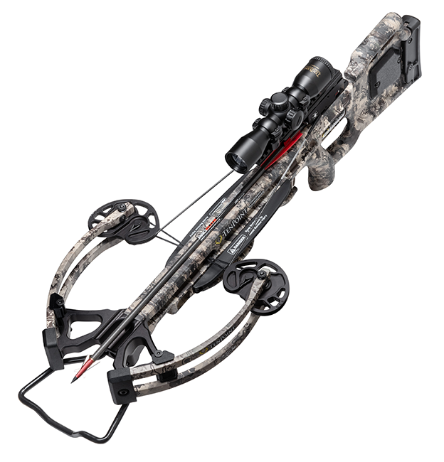 TenPoint Titan Crossbow Pkg 370fps Rope Sled