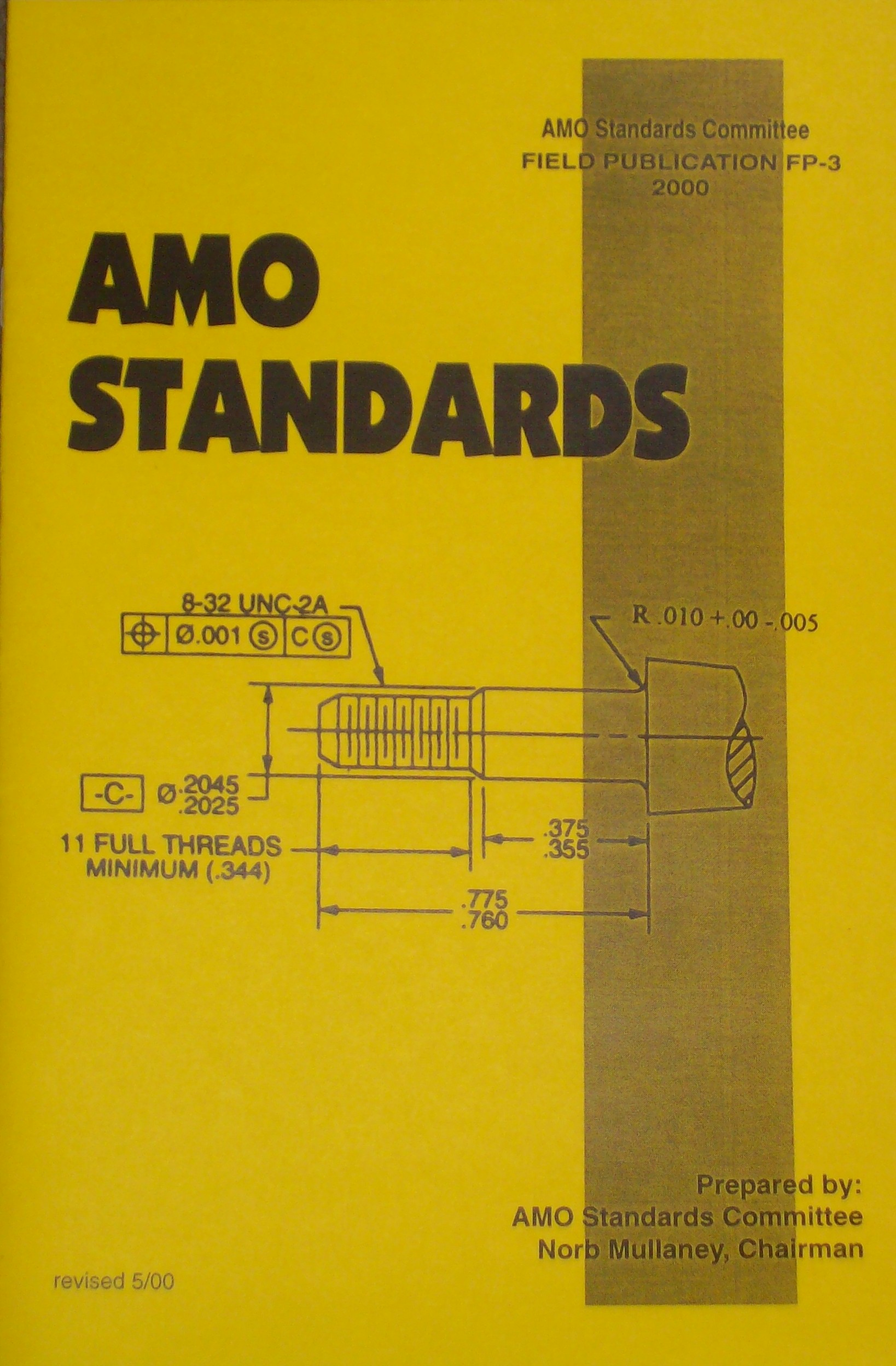 AMO Standards Book