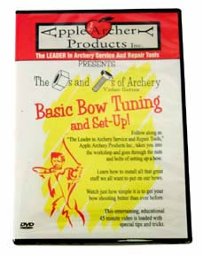 Apple Basic Bow Tuning DVD