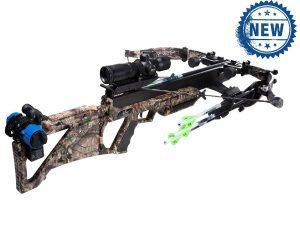 Excalibur Matrix Bulldog crossbow 440 w Tact/Zone Pkg & Crank