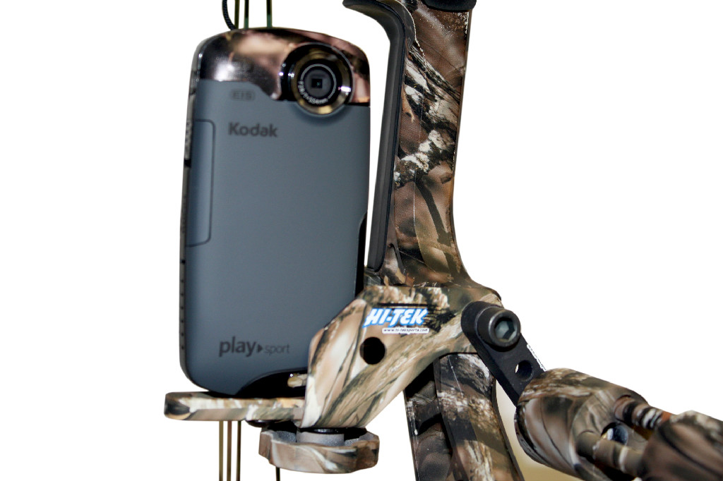 Hi-Tek Camera Bow Mount - Lost Camo