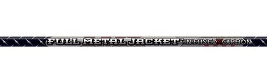 Easton Full Metal Jacket 5mm w/Nocks & Inserts 1 Dz.