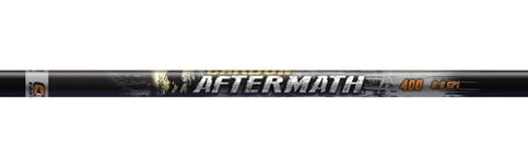Easton Aftermath Shafts w/Nocks & Inserts 1/2 Dz.