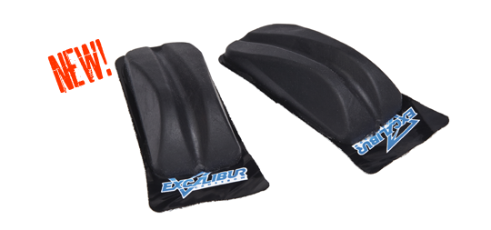 Excalibur Brake Pad Silencers - All Recurves