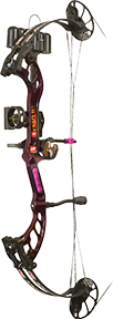 PSE Fever Bow RTS - Ready to Shoot