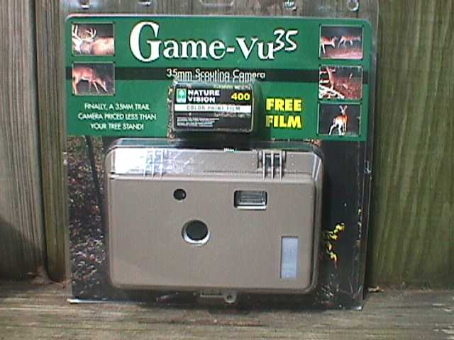 Game-Vu 35mm Scouting Camera - Click Image to Close