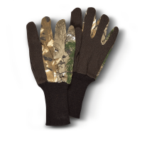 HS Unlined Jersey Glove, Adult Xtra Camo