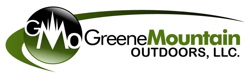 Greene Mountain Outdoors Web Bow Holder black