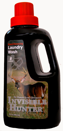Invisible Hunter Laundry Soap 32 fl. oz.