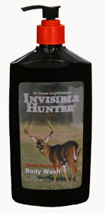 Invisible Hunter Body Wash 16oz.