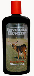 Invisible Hunter Shampoo 12oz.