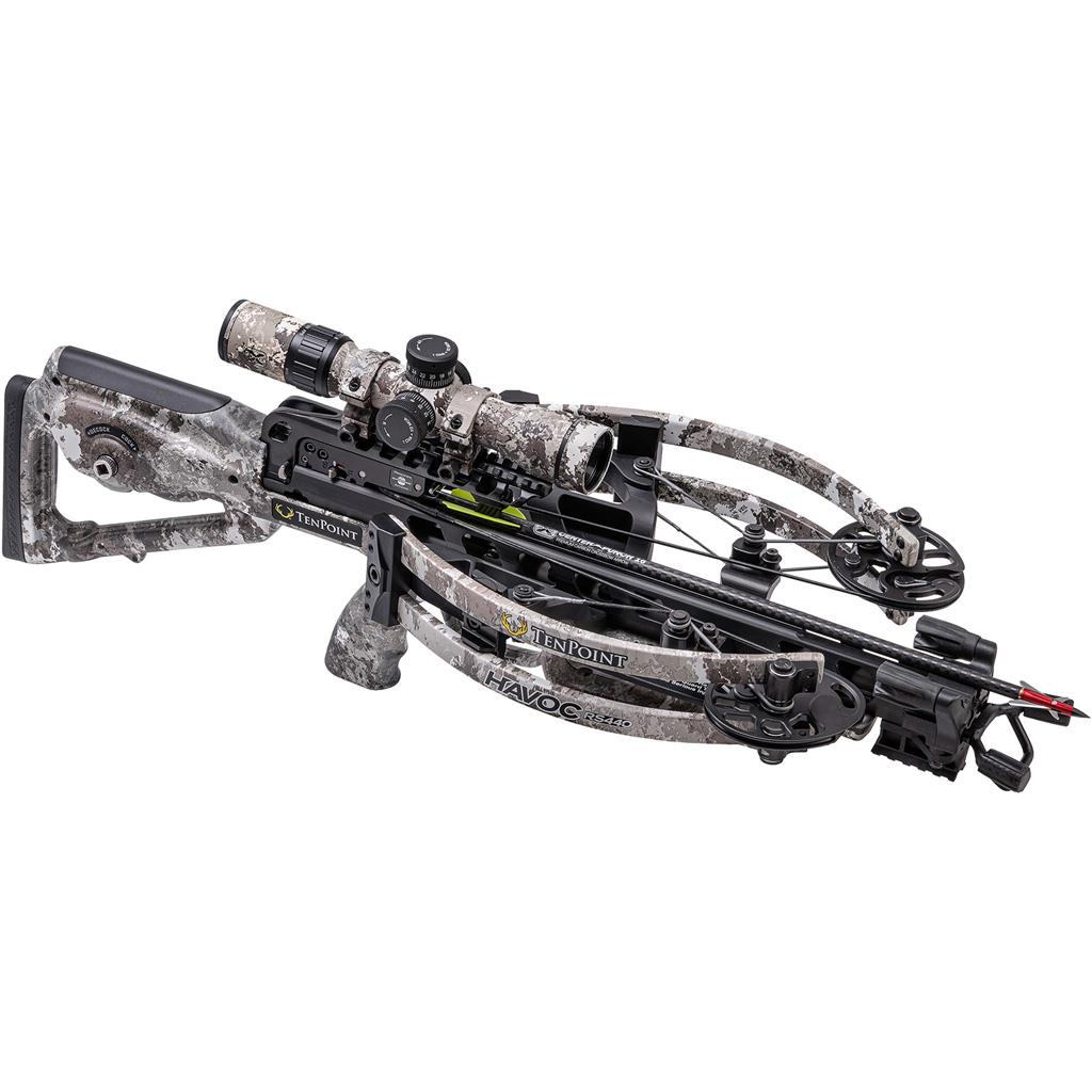 TenPoint Havoc RS440 Crossbow Package Camo