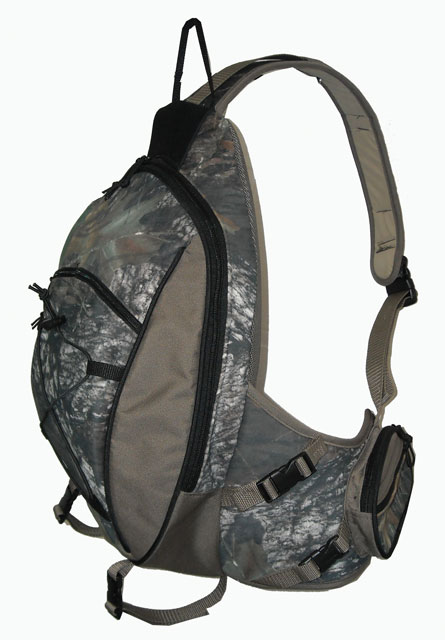 Horn Hunter Sling Shot Mono Strap Pack - Camo