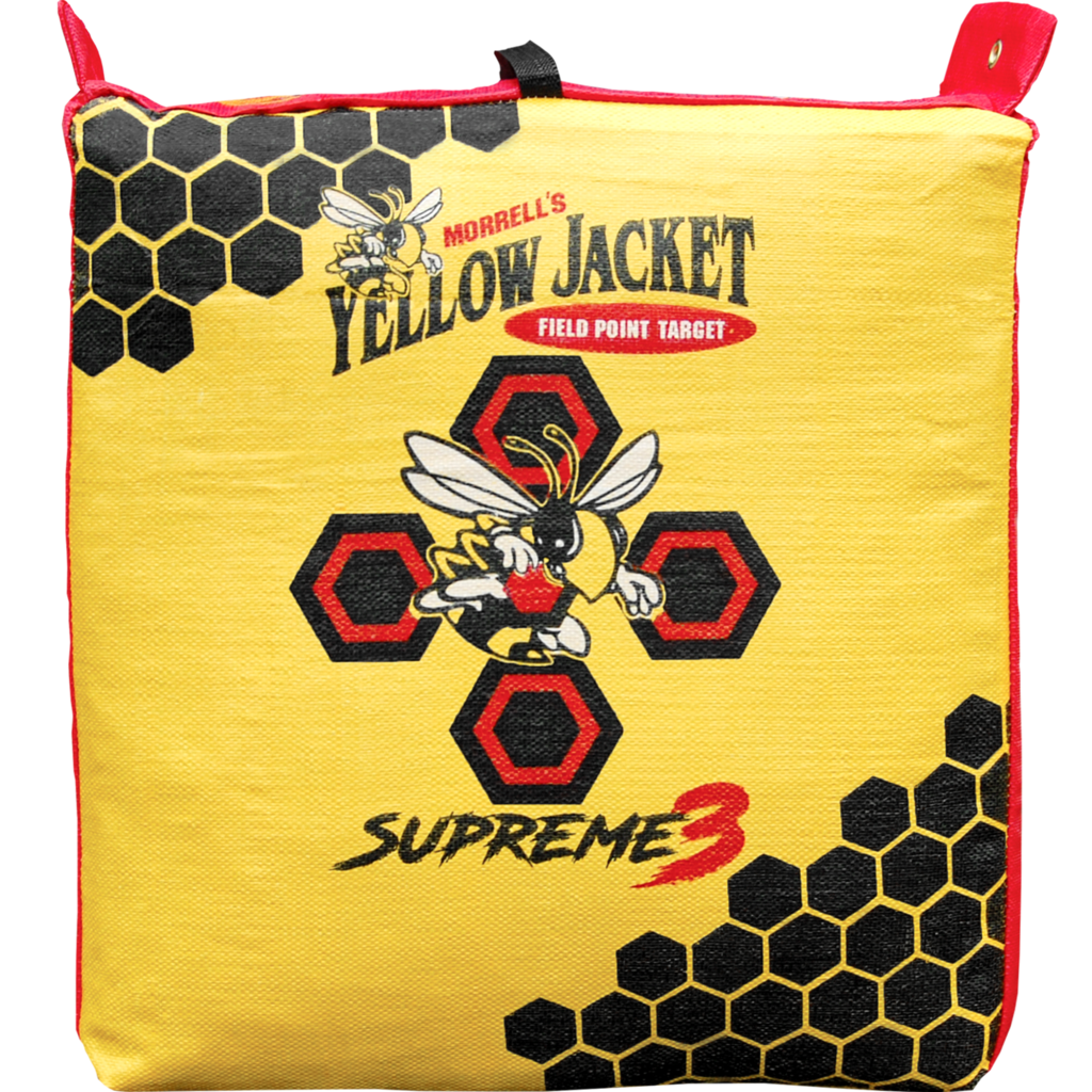 Morrell Yellow Jacket Supreme 3 Bag Target Drop Ship*