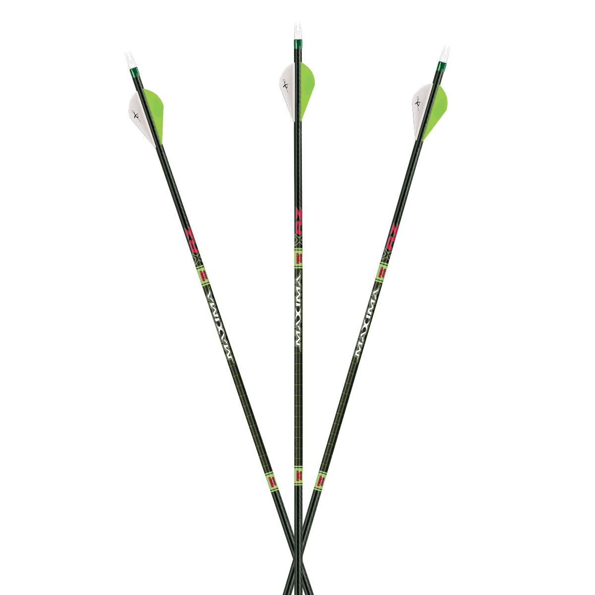 Carbon Express Maxima XRZ 250 Shafts 1/2 dz