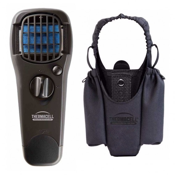Thermacell MR150 Combo Black with Free Olive Holster