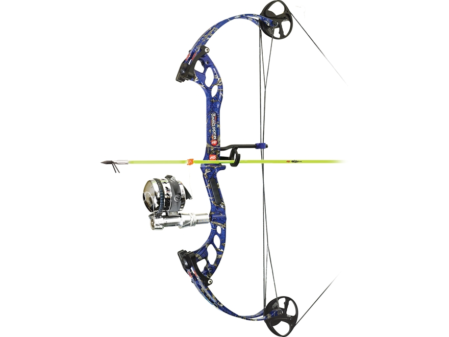 PSE MUDD DAWG RT3500 Combo Fishing Bow