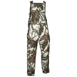 Predator Ambush Insulated Bibs Fall Grey