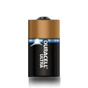 Duracell Ultra CR2 Rangefinder Battery