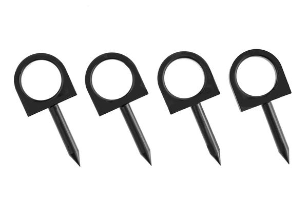 Pine Ridge Archery Target Face Pins 100pk. Easy pull