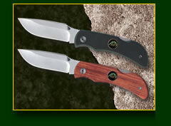 Outdoor Edge Pocket Lite Folding Knife - G-10 Laminate