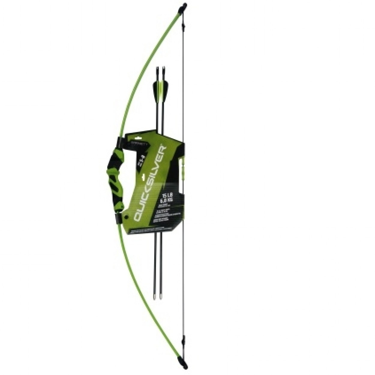 Barnett Quick Silver Youth Bow Set