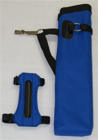 Arrow Mate Deluxe Quiver & Armguard Combo