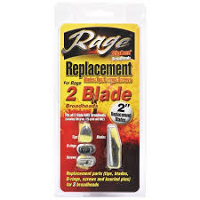 Rage 2 Replacement Blades