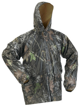 Mad Dog Rain Jacket Olive - Large