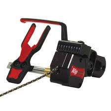 RipCord Arrow Rest - Black Code Red