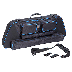 30-06 Slinger Bow Case Black w/Blue Trim
