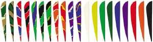 "Sims 4"" Stealth Vanes 36pk."