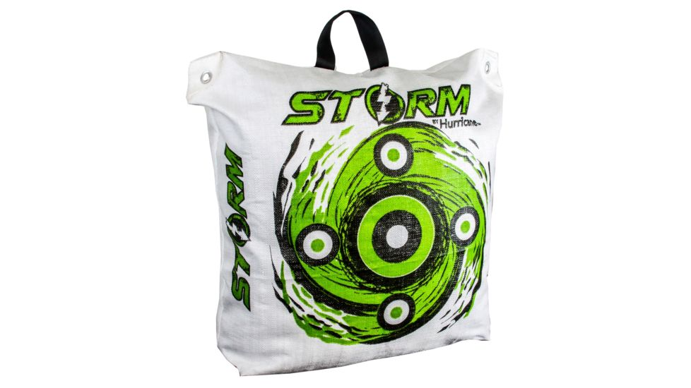 Hurricane Storm Bag Target 600 fps 25x25 In Store Only