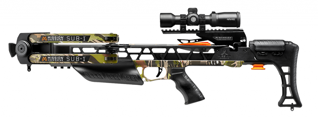 Mission Sub 1 Crossbow Pro Kit Camo