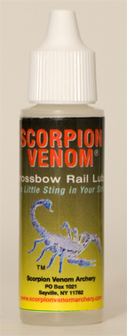 Scorpion Venom Crossbow Rail Lube