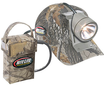 Nite Lite Tracker Head Light Package
