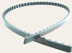 Lone Wolf Replacement Traction Belt (Standard)